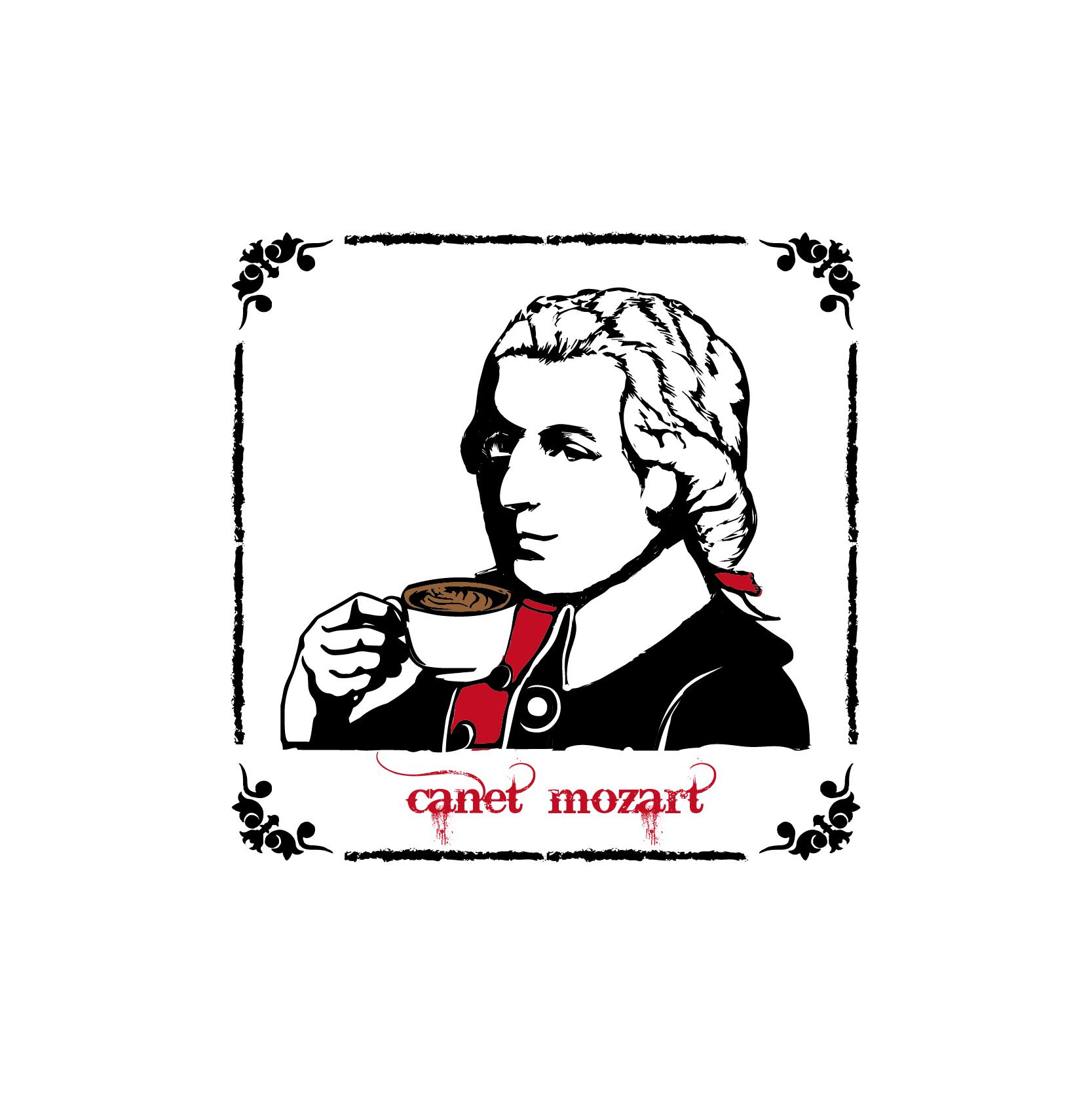 哥斯大黎加 卡內特 音樂家系列 莫扎特